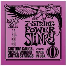 2620 Nickel Wound Power Slinky 11-58