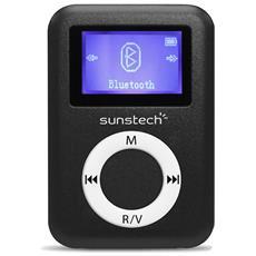 DEDALO2BT Lettore MP3 8GB Nero