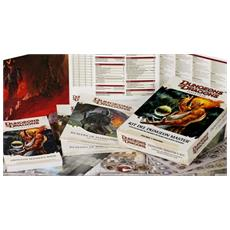 Dungeons & Dragons. Kit del Dungeon master
