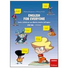 English for everyone. Storie e attività per una didattica inclusiva dell'inglese. Step one: StorybookWorkbook. Con CD Audio