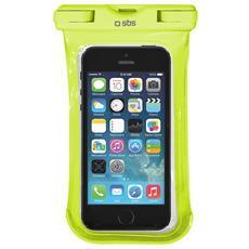 TEWATERUNIV SMARTPHONE Custodia impermeabile, colore verde