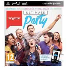 PS3 - Singstar Ultimate Party