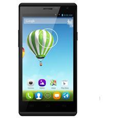 "W858 Nero 4 GB Dual Sim Display 5"" Fotocamera 5 Mpx Android Italia"