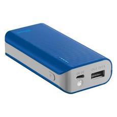Power Bank Primo 4400 mAh Colore Blu