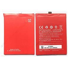 Batteria Pila Originale Oneplus Blp607 2600mah Per Oneplus X