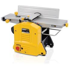 Pialla A Filo Spessore 1500w Taglio 204mm Lavoro Legno Professionale Powx204