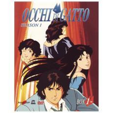 Dvd Occhi Di Gatto - Stagione 01