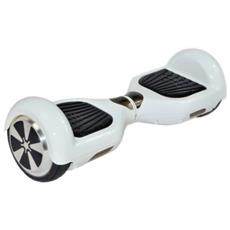 "Hoverboard Streetboard Bluetooth Ruota 8"" Colore Bianco"