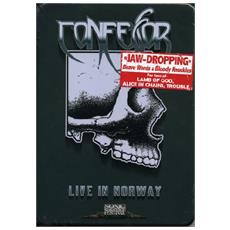 Confessor - Live In Norway (Metal Box)