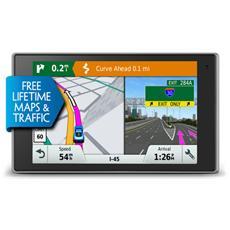 """DriveLuxe 50 LMT-D Display pinch-to-zoom da 5"""" +Slot MicroSD Mappa Europa 46 paesi con aggiornamenti gratis Vita, Bluetooth Infotraffico"""