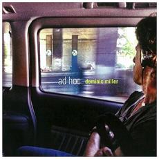 Dominic Miller - Ad Hoc 180gr