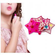 Cofanetto Trucco Make Up Fashion Star 257388 Trousse 3 Livelli Con Accessori