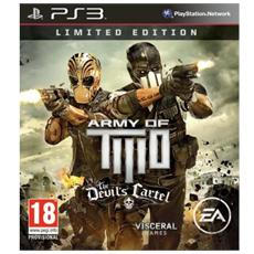 PS3 - Army of Two The Devil's Cartel Limited Edition
