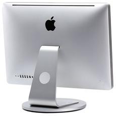 AluDisc piedistallo rotante 360° per iMac e Thunderbolt Display