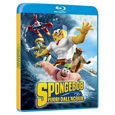 Brd Spongebob - Fuori Dall'acqua (+dvd)