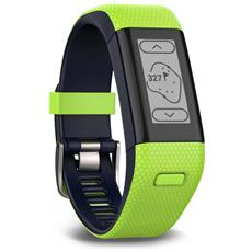 Activity Tracker Approach X40 Bluetooth con GPS per Fitnes Colore Lime / Verde