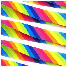 5 fili tasti del telefono '' arcobaleno - [ k8597]