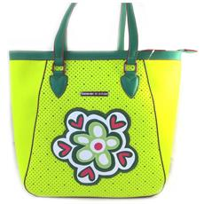 bag 'french touch' '' giallo - [ m4775]