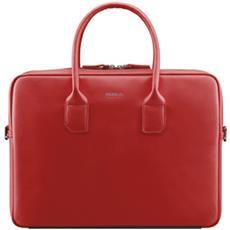 """042012 14"""" Valigetta ventiquattrore Rosso borsa per notebook"""