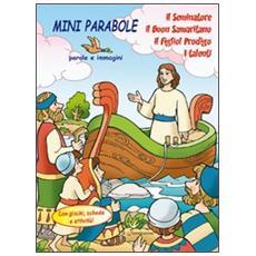 Mini parabole, parole e immagini