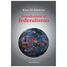 Introduzione al federalismo