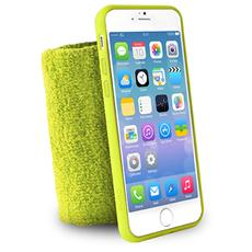 Custodia Da Polso ''running Band'' Iphone 6 / 6s Con Taschina Verde