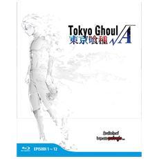 Tokyo Ghoul - Stagione 02 - vA (Eps 01-12) (3 Blu-Ray)