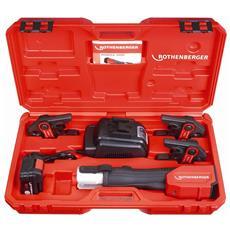 Pressatrice Multistrato - Rame A Batteria Romax 3000 Con 3 Ganasce Th 16-20-26
