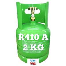 Gas Refrigerante R410a R410 Peso Netto 2000 Gr. Bombola Ricaricabile