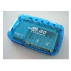 7300022, CF, Memory Stick (MS) , MicroDrive, SD, SDHC, xD, USB 2.0, Windows 2000, Windows 7 Enterprise, Windows 7 Enterprise x64, Windows 7 Home Basic, Windows 7 Home B, Nero, Traslucido