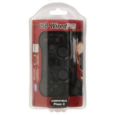 Joydap Usb Wired Compatibile con Ps3 / Pc