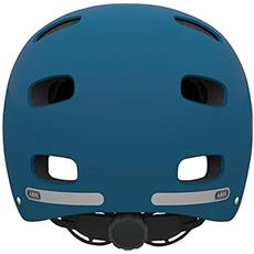 Scaraper V. 2 Monopattino Blu, Arancione casco protettivo