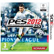 N3DS - Pro Evolution Soccer Pes 2012