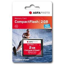 Compact Flash 2GB High Speed 120x MLC