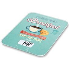 KS19 Breakfast Bilancia da Cucina Design Portata 5 kg Colore Fantasia