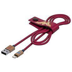 Cavo Lightning USB 1,2m DC WonderW
