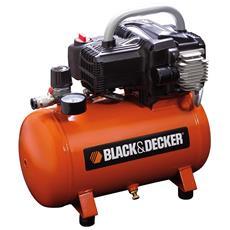 Compressore Serbatoio 12 Lt. - Bd 195/12 Nk - Black & Decker