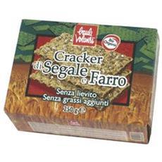 Baule Crackers Segalefarro250g