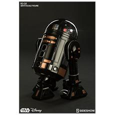 Figura Star Wars Action Figure 1/6 Imperial Astromech Droid R2 Q5 (episode Vi) 17 Cm