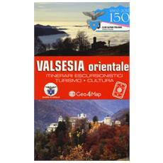 Valsesia Orientale. Itinerari Escursionistici, Turismo, Cultura