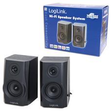 SP0028, PC, 2-vie, Pavimento, Tavolo / Libreria, 5W, 250 - 20000 Hz, 8 Ohm