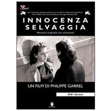 Innocenza selvaggia. DVD