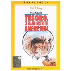 DVD TESORO CI SIAMO RISTRETTI. . . (sp. ed.)