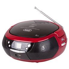 Stereo Portatile Cmp 532 Usb Aux In Cd Mp3