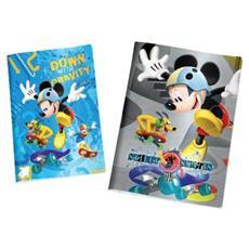 Quaderni Mickey Mouse A4 15 Pezzi