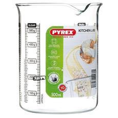 Misuratore Graduato in Vetro Borosilicato 0.25 litri