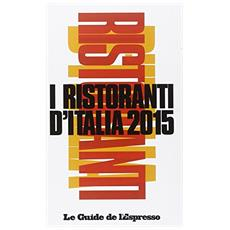 I ristoranti d'Italia 2015