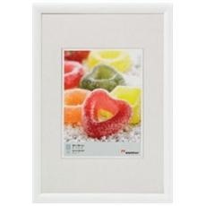 Cornice in Plastica Trendstyle Colore Bianco 30 x 40 cm