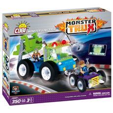Monster Junk Trux Gioco Di Costruzioni 20057 350 Pz 02605