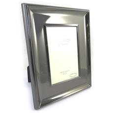 photo frame 'design' gray (10x15 cm) - [ m3118]